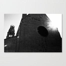 Church Series #5 Canvas Print