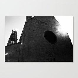 Church Series #5 Canvas Print