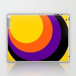 Psychedelic Sun Laptop & iPad Skin