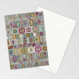 kilim pembe Stationery Cards