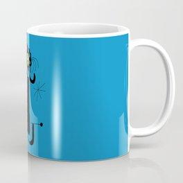 Art work inspired to J. Mirò (n.4) Coffee Mug