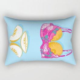 Sweet melons Rectangular Pillow