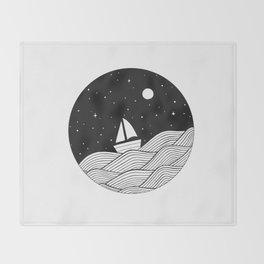 Voyage Throw Blanket