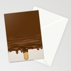 Melted Ice Cream Stationery Cards