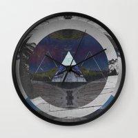 yosemite Wall Clocks featuring Yosemite by Stakers