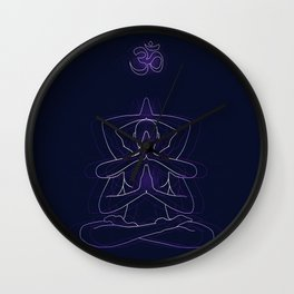 The Trinity Spectrum Wall Clock