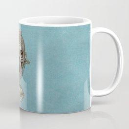 Owl Mirror Coffee Mug
