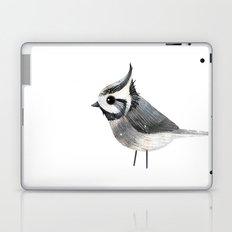 Bridled Titmouse Laptop & iPad Skin