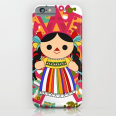 Maria 2 (Mexican Doll) Slim Case iPhone 6s