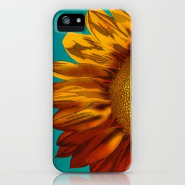 A Sunflower iPhone Case