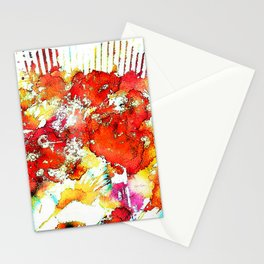 She's a Molotov Cocktail Stationery Cards