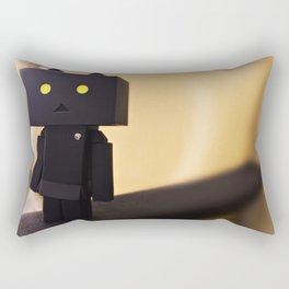 night bot Rectangular Pillow