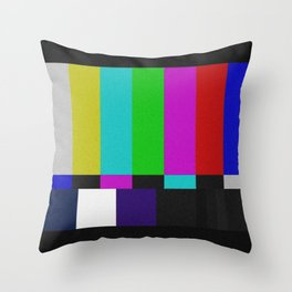 Now Testing: Your Mind Throw Pillow