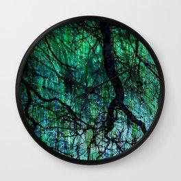 Treeland Wall Clock