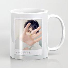 Polaroids: Victuuri Coffee Mug