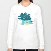 tfios Long Sleeve T-shirts featuring Stars and Constellations by Risa Rodil