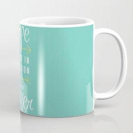 Romans 12:12 Coffee Mug