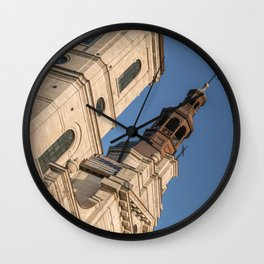 church old Qubec Wall Clock