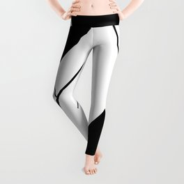 Minimal Mountains Leggings