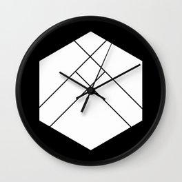 TRIMBLE Logo Alternative II Wall Clock