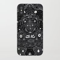 meat iPhone & iPod Cases featuring Meat Popsicle by Cosmic Nuggets