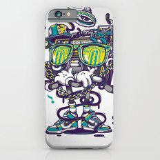 boombox music iPhone 6s Slim Case
