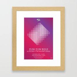 Zun Zun Egui Framed Art Print