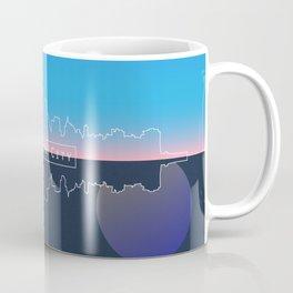 The City That Will Never Flatline Coffee Mug