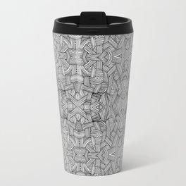 M zigzag Travel Mug