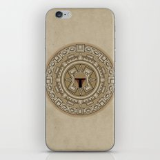 Fettalpohualli iPhone & iPod Skin