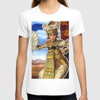 bali T-shirts featuring Bali Dancer by yadi sudjana