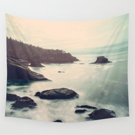 Ocean Motion Wall Tapestry