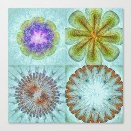 Attitudinal Proportion Flower  ID:16165-113431-66510 Canvas Print