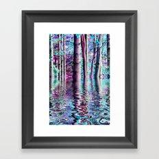PEACE TREE-TY Framed Art Print