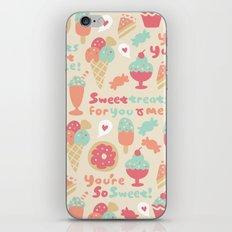 Sweet Treats iPhone & iPod Skin