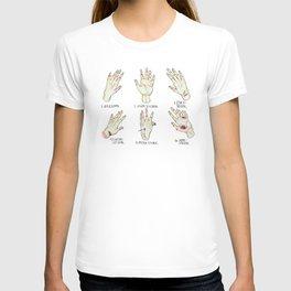 Open Wound Types T-shirt