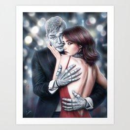 """Mine"" Art Print"