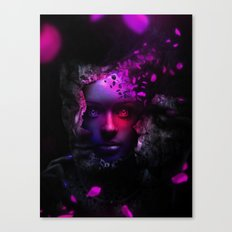 She's Always on My Mind Canvas Print