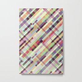 Patternwork XXXI Metal Print