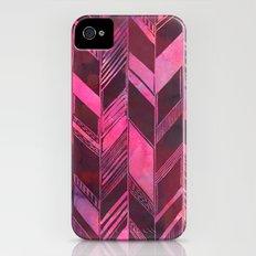 PATTERN {chevron 007} iPhone (4, 4s) Slim Case