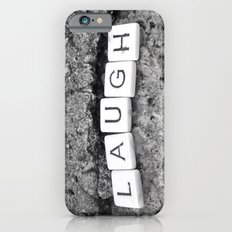 Laugh iPhone 6 Slim Case