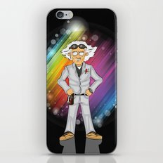 Happy New Year in the Future iPhone & iPod Skin