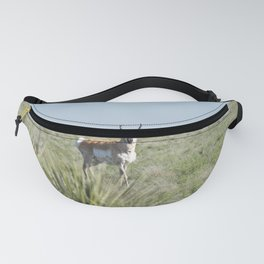 Pronghorn Antelope Fanny Pack