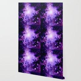 Orion nebUla. : Purple Galaxy Wallpaper