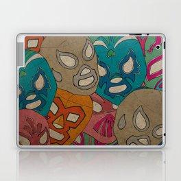 love lucha Laptop & iPad Skin