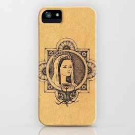 The Magdalene iPhone Case