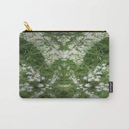 The Cow Parsley Goblin Carry-All Pouch