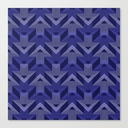 Op Art 99 Canvas Print