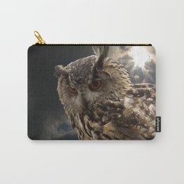 Stunning Owl Photography Carry-All Pouch