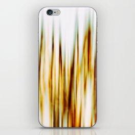 In The Field iPhone Skin